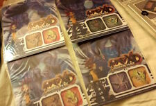 Pokemon XD Gale of Darkness Eevee Flareon Vaporeon Jolteon Umbreon Espeon Promo