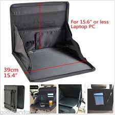 "Multifunction Black Auto Interior Seat back Foldable 15"" Notebook Desk Tray Bag"