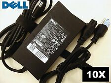 Lot of 10    OEM DELL 130W PA-4E AC Adapter Power Cord Charger DA130PE1-00 JU012