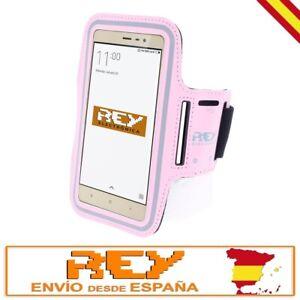 Brazalete Deportivo Nuevo para SAMSUNG GALAXY S21 ULTRA 5G Reflectante ROSA s85