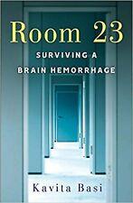 Room 23: Surviving a Brain Hemorrhage New Book