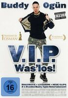 "BUDDY OGÜN ""V.I.P. WAS LOS"" DVD COMEDY NEU"
