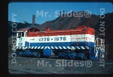 Original Slide J&L Jones & Laughlin Steel Bicentennial Paint ALCO S2 108 In 1977