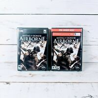 Medal of Honor: Airborne and Pre-Order Bonus w/ Battlefield 2 RARE Promo-Only PC