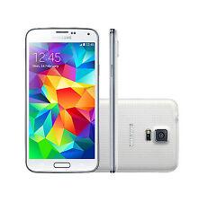Samsung Galaxy S5 SM-G900F 16GB 16.0MP 4G LTE Unlocked Smart Phone - White