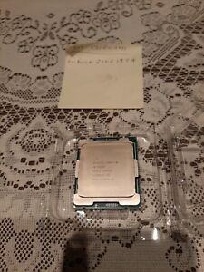 Intel 7900x CPU LGA 2066 X299