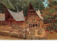 BT14767 The Batak houses and their stone funiture in north sumatra     Indonesia