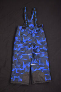 Stormpack Sunice Boy's Blue Black 3M Thinsulate Insulation Winter Bib