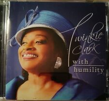 TWINKIE CLARK cd With Humility CHRISTIAN GOSPEL NICE