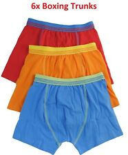 2xSets Boys 3 Pack Boxer Trunks Briefs Pants Shorts Age 2-3years Multicolor UK