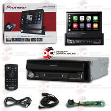 "PIONEER AVH-3500NEX 1-DIN MOTORIZED 7"" BLUETOOTH STEREO APPLE CARPLAY APPRADIO"