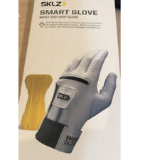 New Sklz Golf Men's Smart Glove Wrist and Grip Guide Left Hand Size Medium-Large