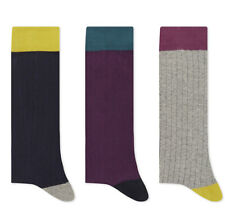 TED BAKER JUPITER RIB MULTI PACK MIXED SOCK SOCKS SET PACK OF 3 NEW!!!
