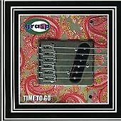 GRASP TIME TO GO UK 3 TRACK CD SINGLE FREE P&P