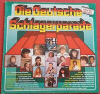 Die deutsche Schlagerparade 3 / LP Vinyl 1985 Mathieu / Borg / Denise / Gott uvm