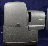 TDC STEREO VIVID MODEL 116 PROJECTOR FOR REALIST 3D SLIDES. NEEDS TLC!