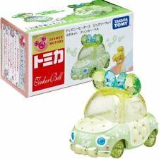 Takara Tomy Tomica Disney Motors Jewelry Way Ribonet Tinkerbell Mini Diecast car