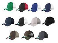 New Era Snapback Trucker Hat Adjustable Mesh Back Cap NE205 - Choose Color