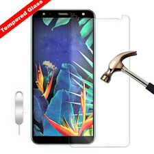 Tempered Glass Hd Clear Screen Protector Saver for U.S. Cellular Lg K40 Lm-X420