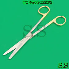 "2 T.C Mayo Scissors Surgical Dental Veterinary Instrument 5.5"" STRAIGHT"