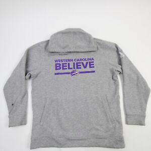Western Carolina Catamounts adidas Sweatshirt Men's Gray Used