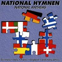 Nationalhymnen (15 tracks, 1993) Germany, Italy, France, England, Denmark.. [CD]