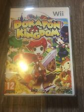 Dokapon Kingdom [Complete] (Nintendo Wii Game, 2008) - PAL Rare HTF!!