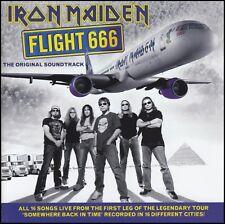 IRON MAIDEN (2 CD) FLIGHT 666 : ORIGINAL SOUNDTRACK *NEW*