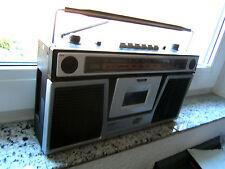 SANWA 7025 Stereo Portatile Boombox Radio 80er 80s VINTAGE