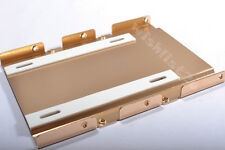 """High Quality Aluminum 2.5"""" SSD Hard Drive to 3.5"""" HDD Caddy Tray Bracket Adapter"""