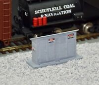 HO Scale Electrical Relay Cabinet Model Railroad Handcrafted Custom Designed