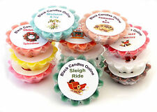 12 x Christmas Scented Wax Tart Melts