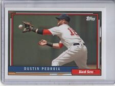 2017 TOPPS ARCHIVES #258 DUSTIN PEDROIA BOSTON RED SOX FREE SHIPPING