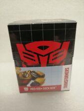 Ultra Pro 100+ Deck Box : Transformers Autobots