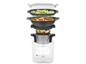 Monsieur Cuisine Connect Multikocher Kochen Mixen WLAN Küchenmaschine SKMC 1200