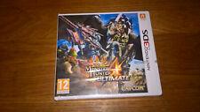 Monster Hunter Ultimate 4 [Neuf] Nintendo 3ds