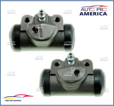 NEW DORMAN (2PC) PAIR REAR LEFT AND RIGHT DRUM WHEEL CYLINDER FORD W28804 W28805