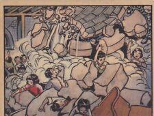 "BOMBED CHURCH DOME CRUSHES WAR ORPHANS - 1938 GUM INC ""horrors of war"" card"