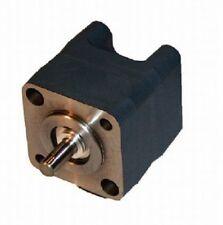 """Delta Power MTE Hydraulic Gear Motor DM8 Keyed 7/16"""" Shaft 650PSI 3000RPM .47cid"""