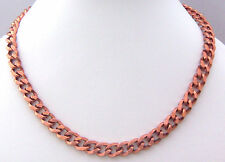 "Copper Neck Chain Necklace 18""  Wheeler Sunrise Healing Arthritis Pain cn 016"