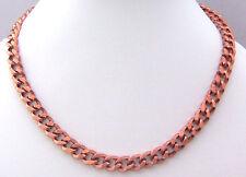 "Copper Neck Chain Necklace 18""  Wheeler Sunrise Healing Arithitis Pain cn 016"
