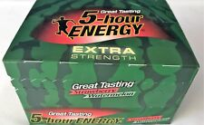 5 Hour Energy Extra Strength Strawberry Watermelon 12 Count Box 1.93 Oz Shots
