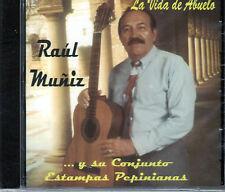 "RAUL MUÑIZ - ""ESTAMPAS PIPINIANAS""- CD"