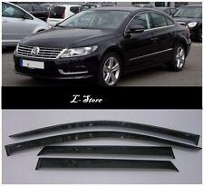 For VW Passat CC 2008-2016  Side Window Visors Sun Guard Vent Deflectors