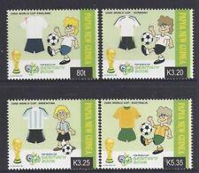 P.N.G 2006 World Cup Football Championship Stamp Set (SG 1127)