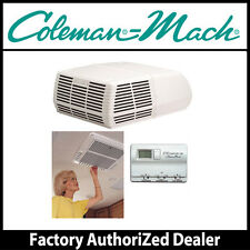 Coleman Mach15 15K Ducted White Air Conditioner  -  Roof, Ceiling & Thermostat