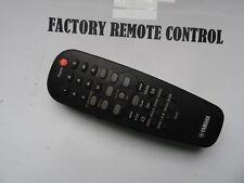 YAMAHA RC19133004/00 DVD PLAYER REMOTE CONTROL