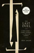 The Last Duel. Movie Tie-In   Eric Jager   Taschenbuch   Englisch   2021