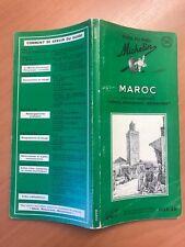 Guide Michelin Maroc 1954-55