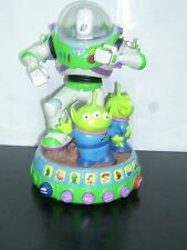 """Toy Story Buzz Lightyear Adventure Teller Singing & Dancing Toy IMC 11"""" BATTERY"""